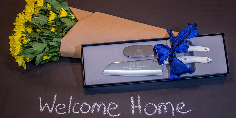 Welcome Home Gift Set