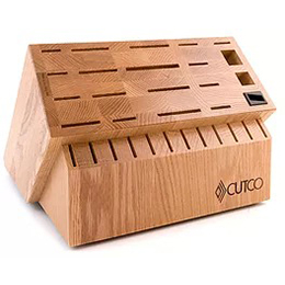Empty CUTCO Knife Block